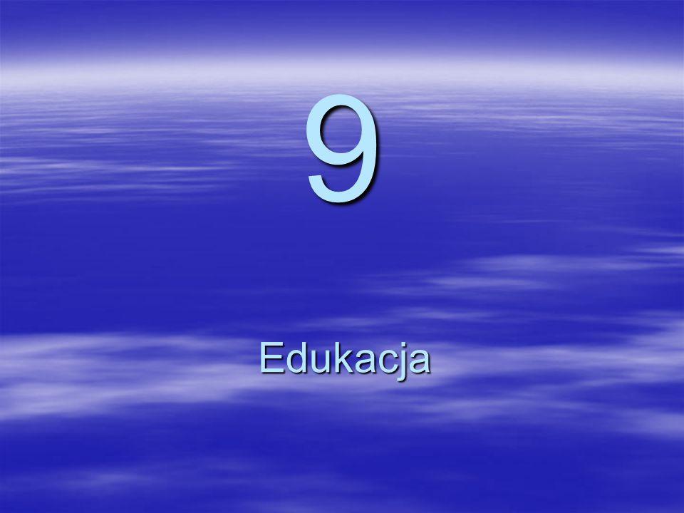 9 Edukacja
