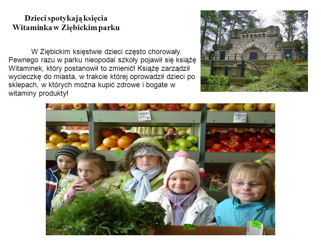 W Ziębickim księstwie dzieci często chorowały.