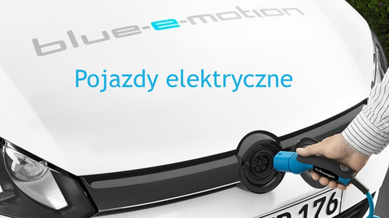 Pojazdy elektryczne