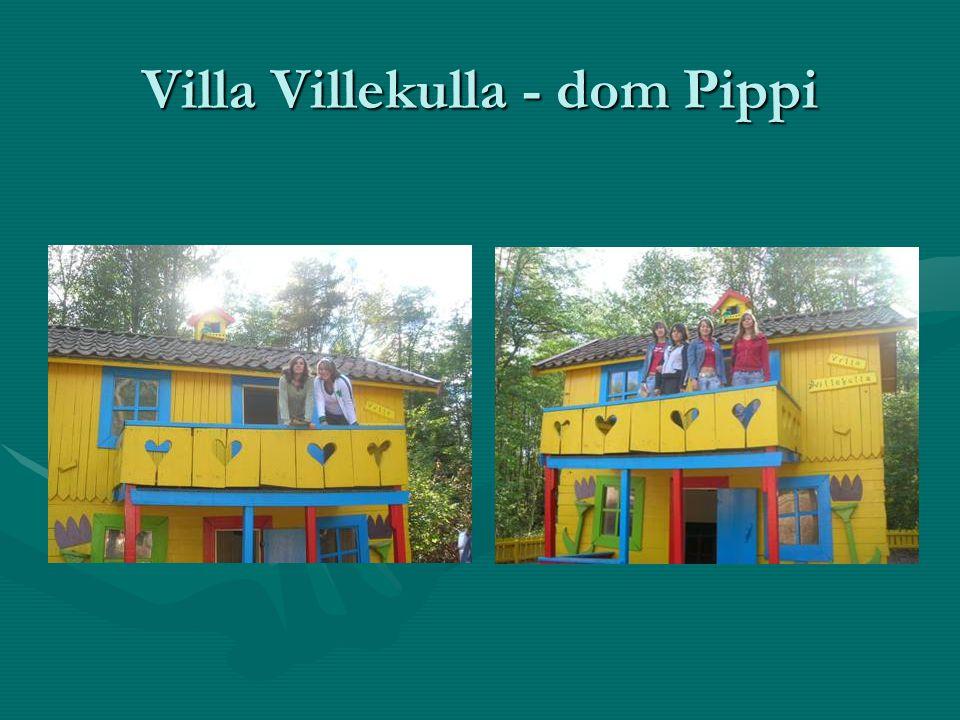 Villa Villekulla - dom Pippi