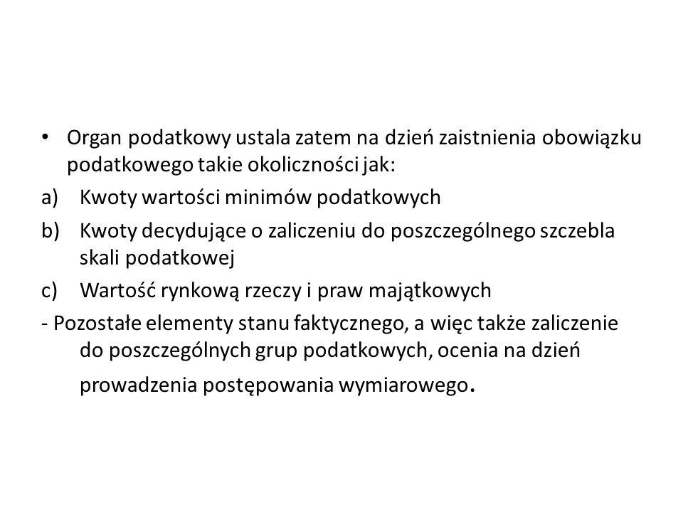 Podmiot opodatkowania art.3 u.p.o.l.