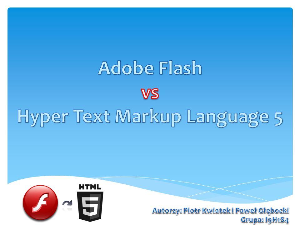 Czym jest HTML5.