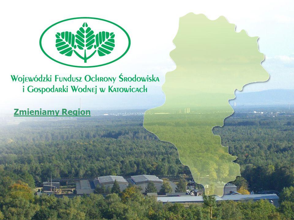 Wojewódzki Fundusz Ochrony Środowiska i Gospodarki Wodnej w Katowicach został utworzony w czerwcu 1993 roku jako instrument regionalnej polityki ekologicznej.