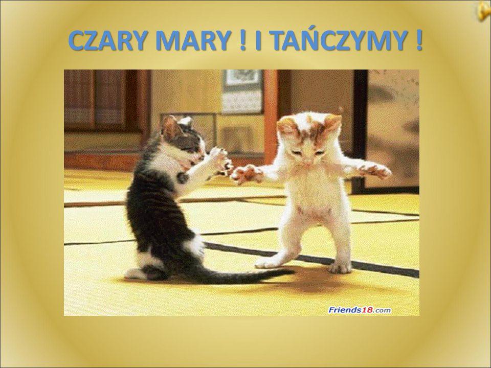 CZARY MARY ! I TAŃCZYMY !