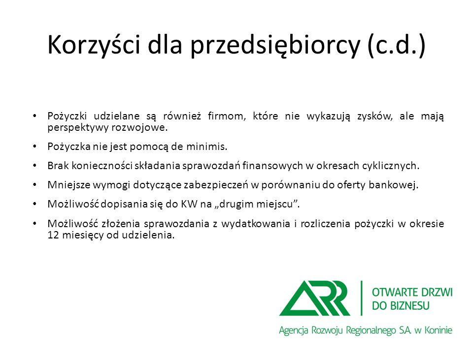Informacje i pomoc www.arrkonin.org.pl
