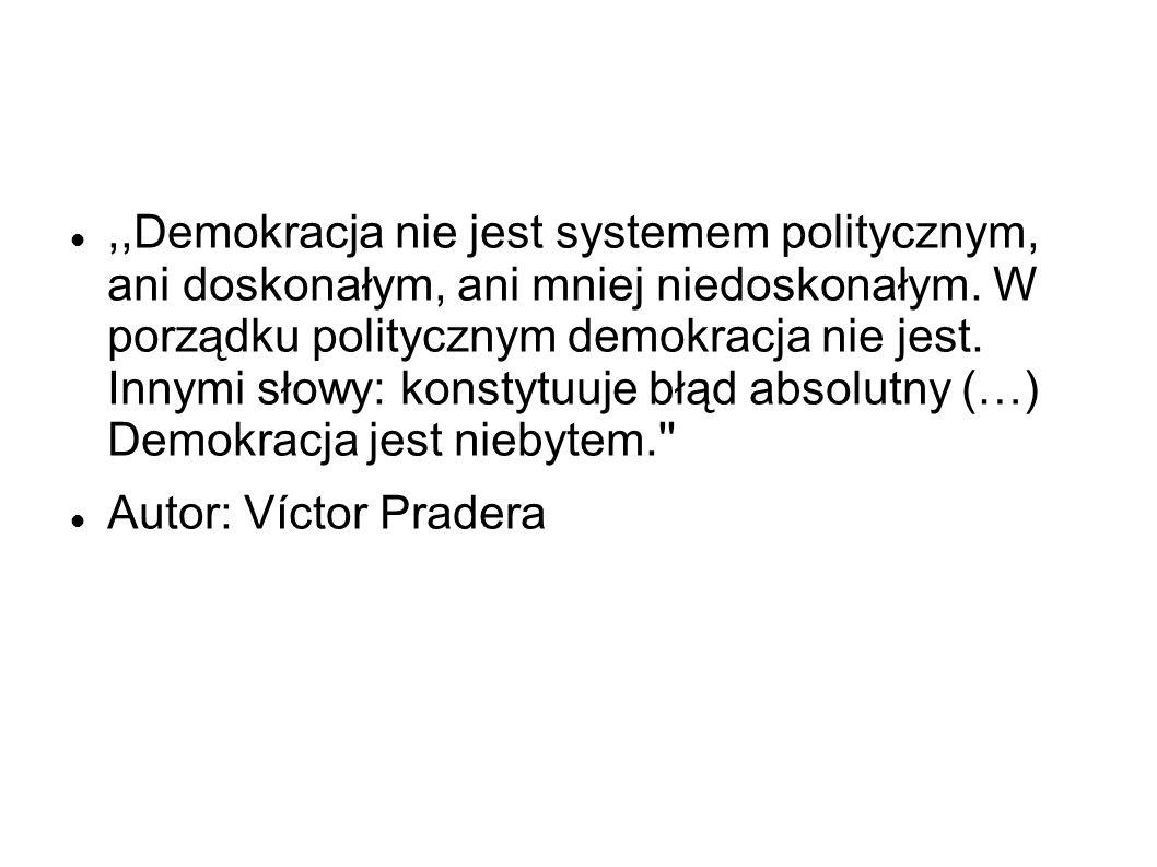 Czym jest demokracja.Źródło pojęcia Pojęcie demokracji pochodzi z V w.p.n.e.
