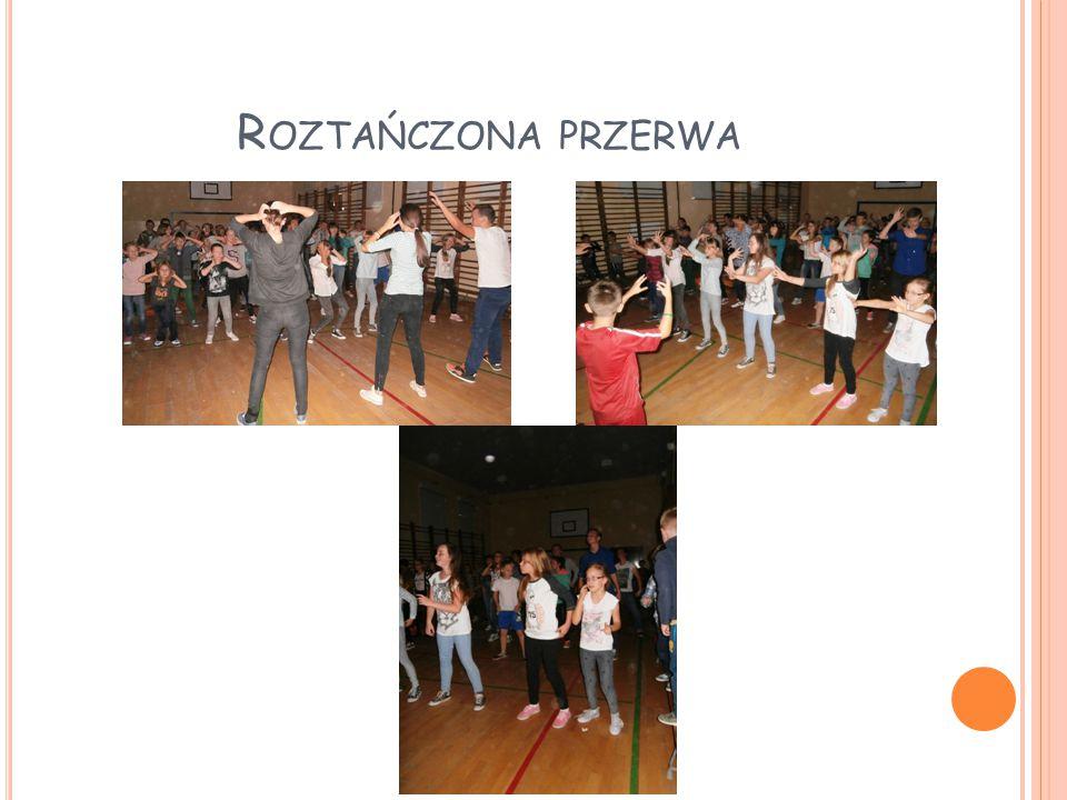 Tańce integracyjne odbywają się raz w miesiącu, według wcześniej ustalonego harmonogramu.