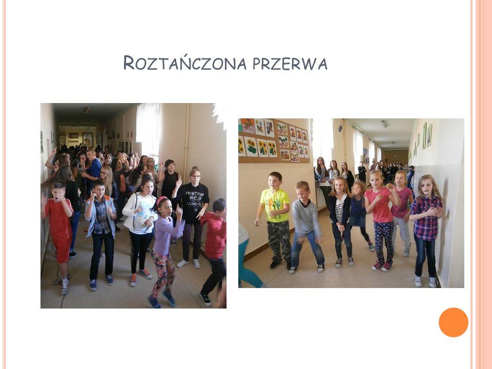 Korzyści, jakie zauważamy po pół roku wspólnej taneczno-muzycznej zabawy, to przede wszystkim: - Silna więź, jaka zawiązuje się pomiędzy uczniami; - Integracja całego środowiska szkolnego; - Sposób na aktywne spędzenie nawet kilku chwil wolnego czasu; - Zgodnie z założeniami Europejskiego Kodeksu Walki z Rakiem w ten sposób kształtujemy świadomość, jak wielkie znaczenie ma aktywność fizyczna dla zdrowia – fizycznego i psychicznego.