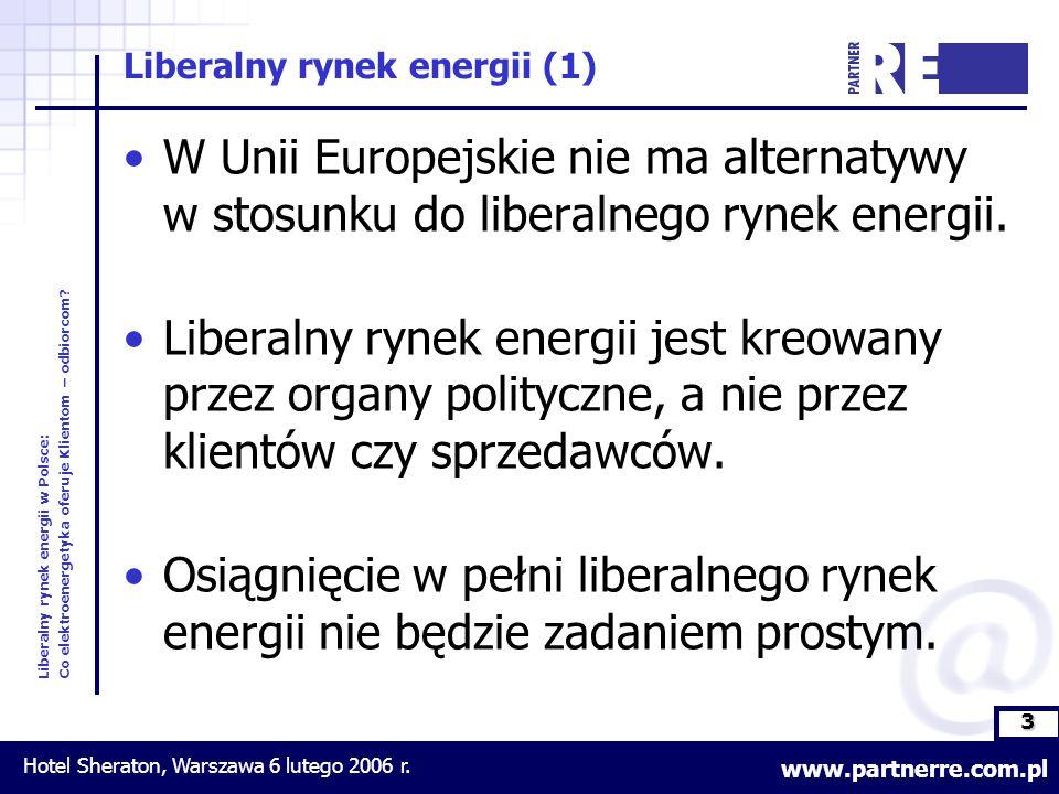 3 Liberalny rynek energii w Polsce: Co elektroenergetyka oferuje Klientom – odbiorcom.