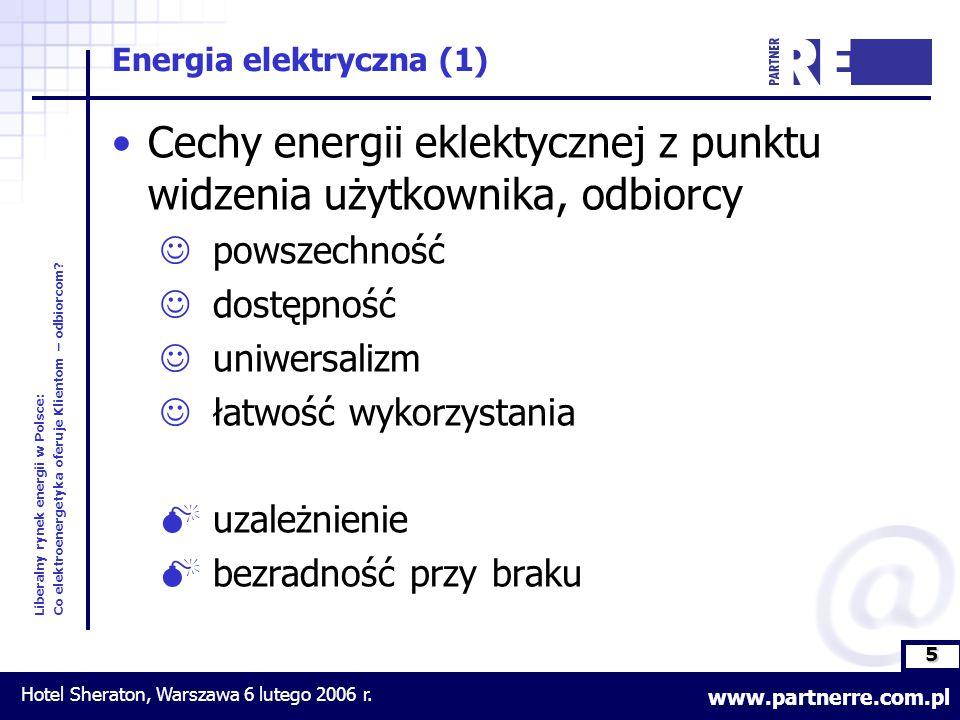 5 Liberalny rynek energii w Polsce: Co elektroenergetyka oferuje Klientom – odbiorcom.