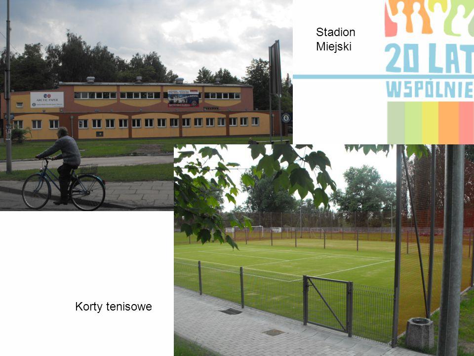 Stadion Miejski Korty tenisowe