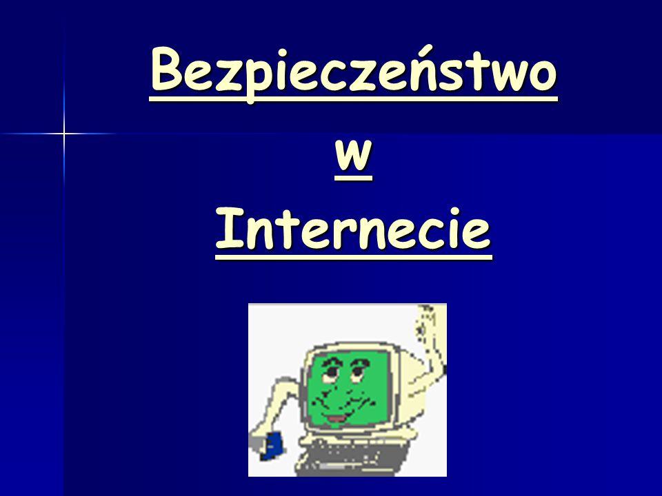 Ważne jest ustalenie zasad korzystania z komputera i Internetu