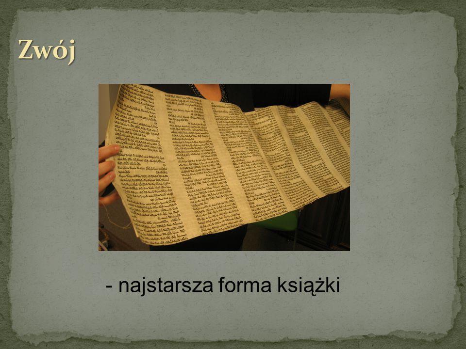 - drewniana ochrona książek