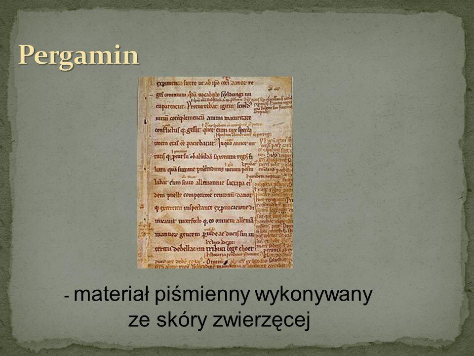 - jedna z form książki ręcznie pisanej, bogato ilustrowana