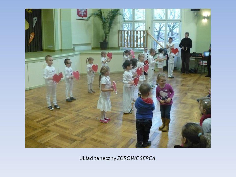 Układ taneczny ZDROWE SERCA.