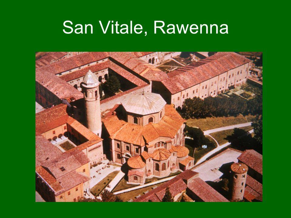 San Vitale, Rawenna