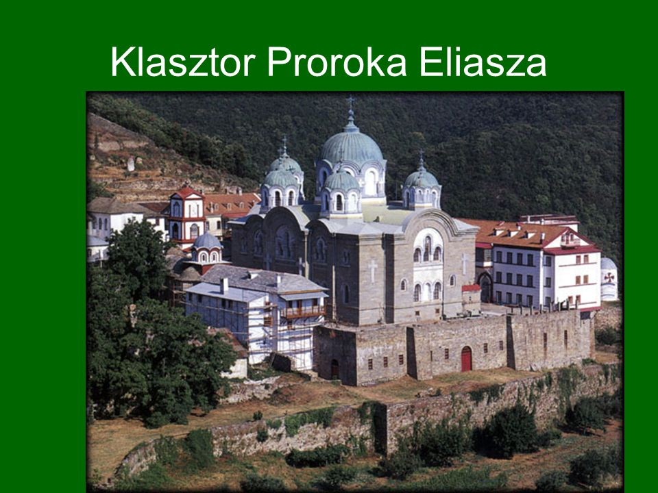 Klasztor Proroka Eliasza