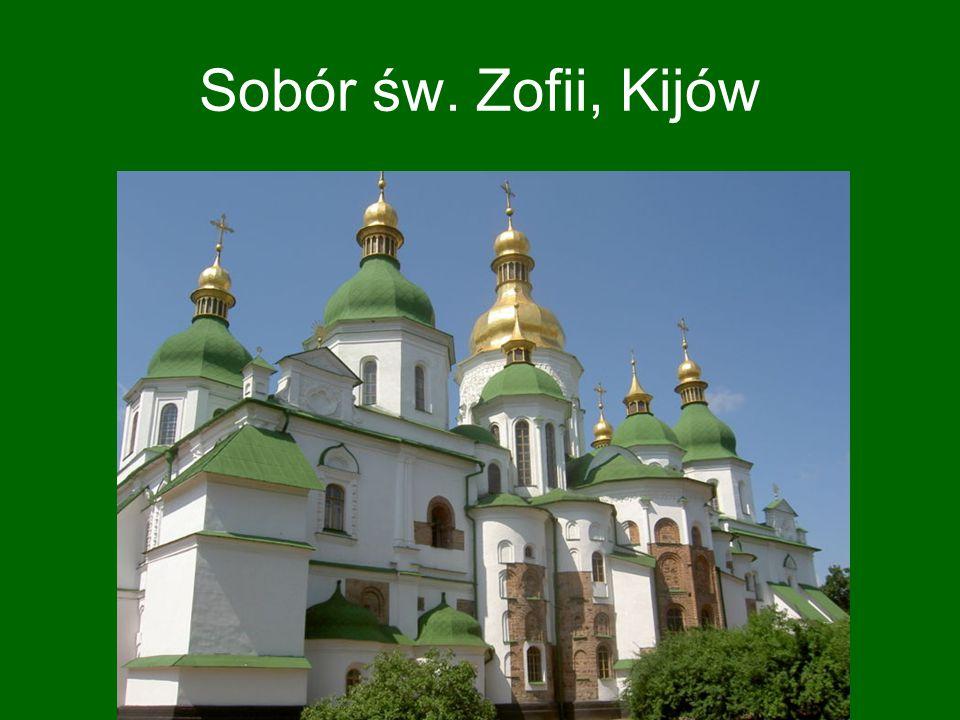 Sobór św. Zofii, Kijów