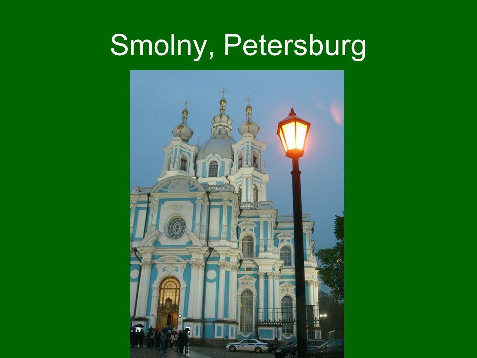 Smolny, Petersburg