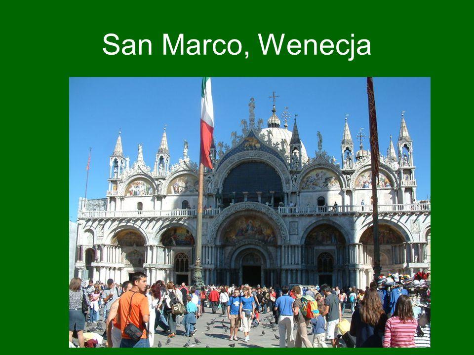 San Marco, Wenecja