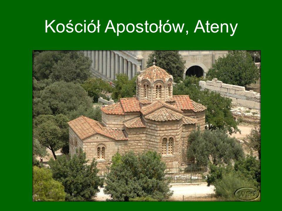 Kościół Apostołów, Ateny