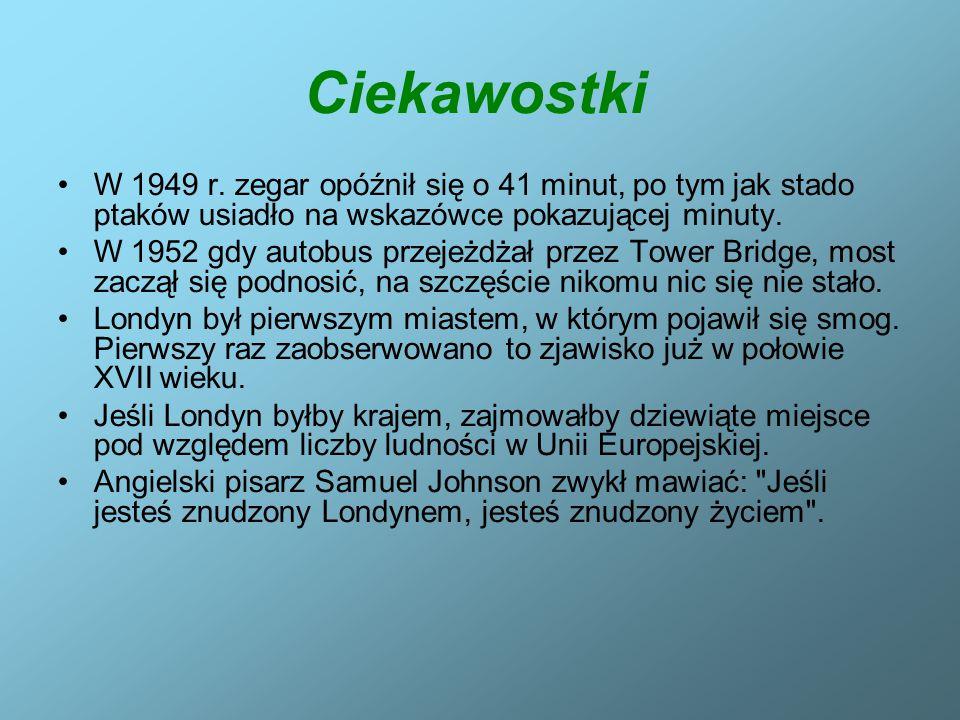 Ciekawostki W 1949 r.