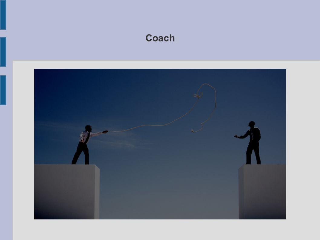 Kim jest Coach??