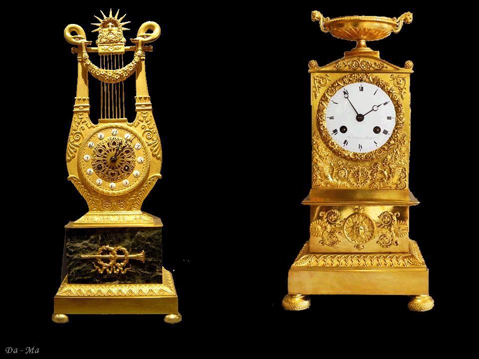Da - Ma Empire Francja – złocony brąz