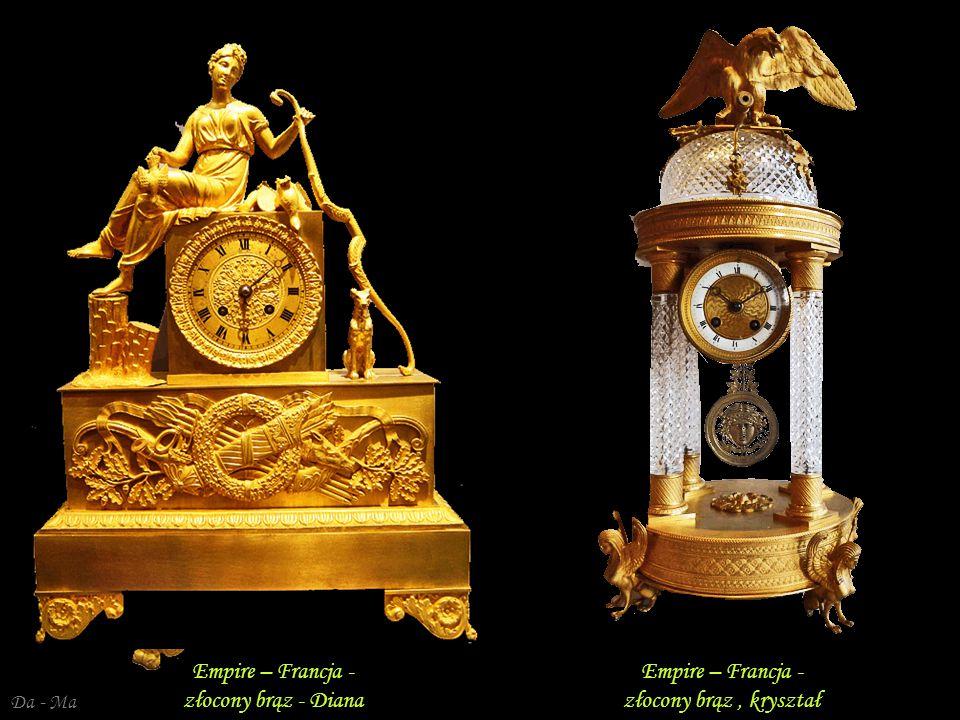 Da - Ma Empire – Francja - złocony brąz – tańcząca bahantka Empire – Francja - złocony brąz - Apollo