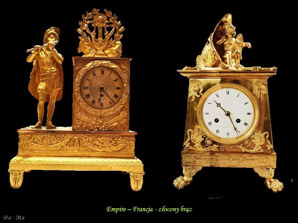 Da - Ma Empire – Francja - złocony brąz