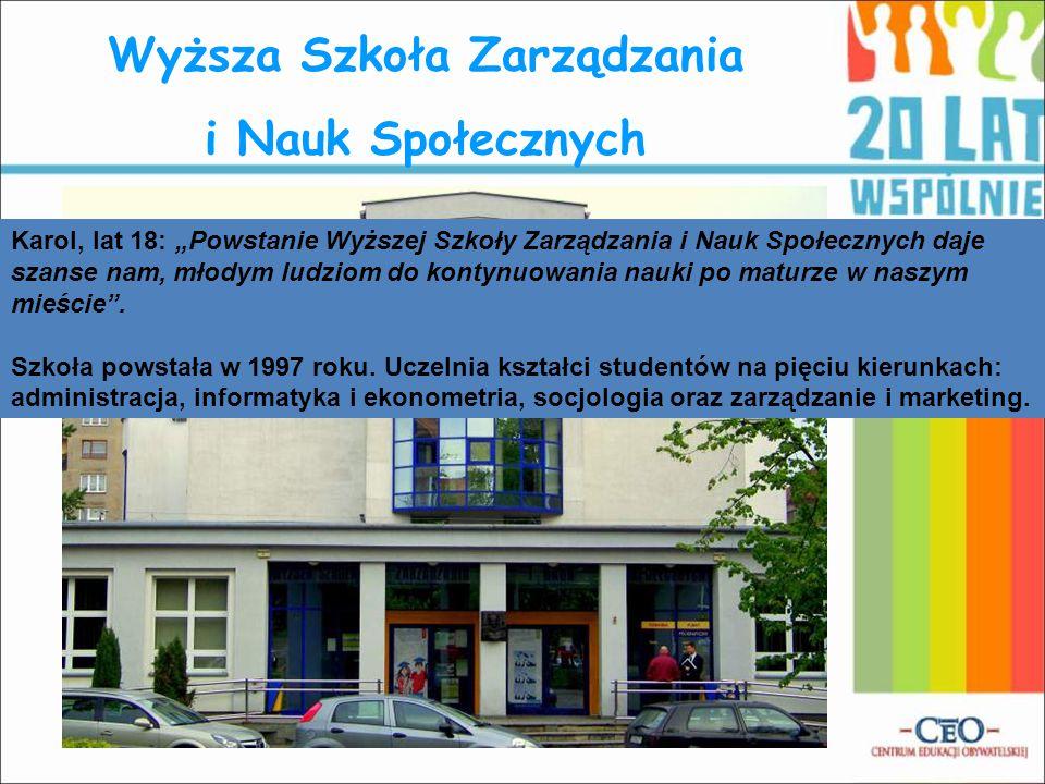 """Transport publicznyCentra handlowe Czy dzisiaj nadal nazwałabyś Tychy """"sypialnią Górnego Śląska."""