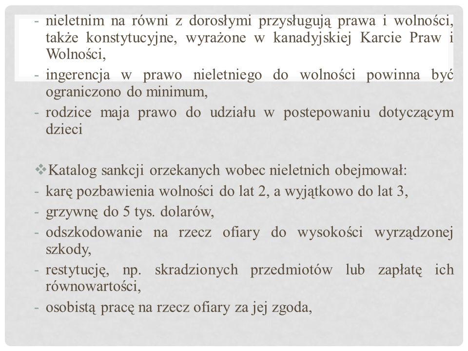 Ustawa o sądownictwie dla nieletnich z 1923 r.