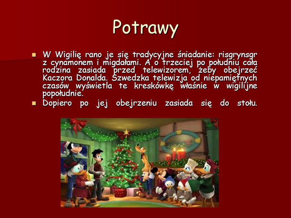 Szwecja Boże Narodzenie