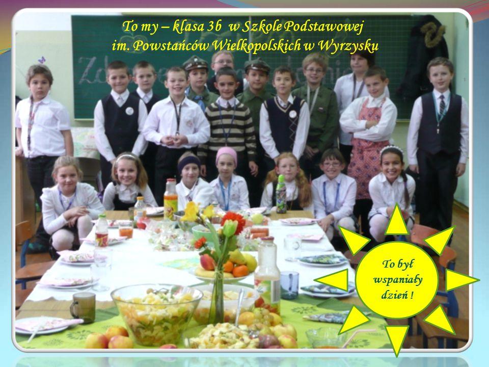 To my – klasa 3b w Szkole Podstawowej im.