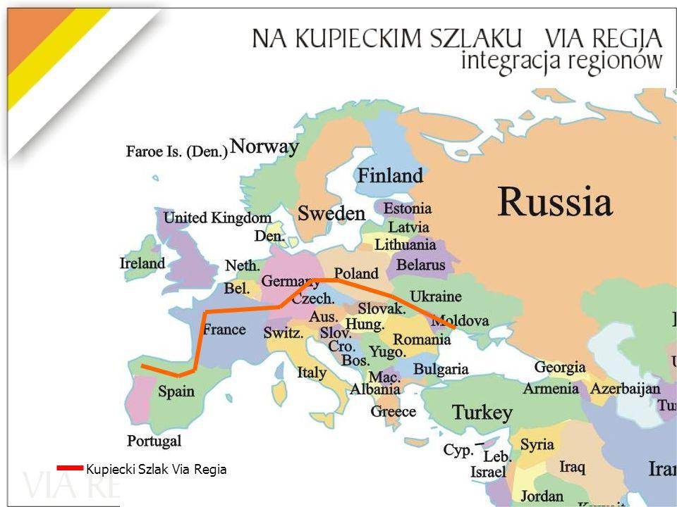 Kupiecki Szlak Via Regia
