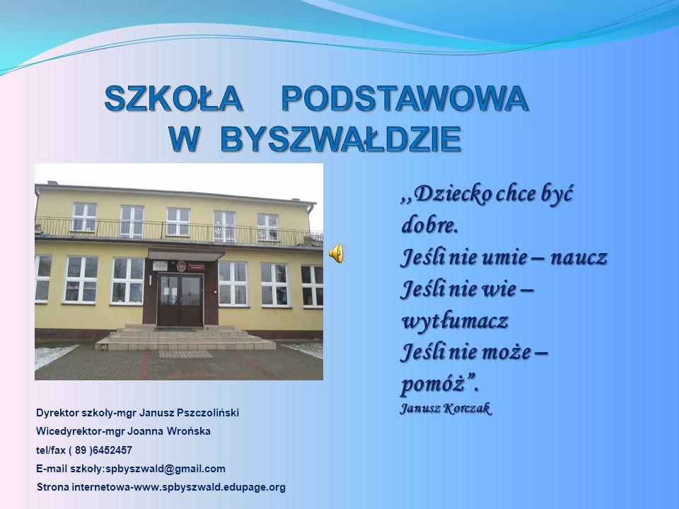 Absolwenci z pasją mgr inż.Tomasz Ewertowski wójt Gminy Lubawa dr inż.