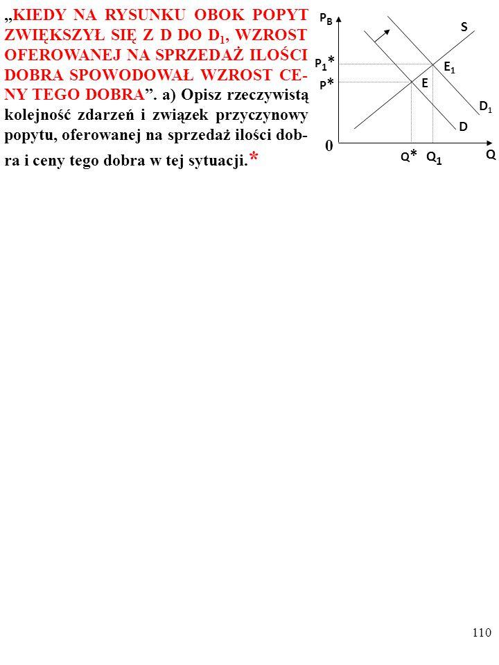 109 d) Podaj przykłady tych błędów.