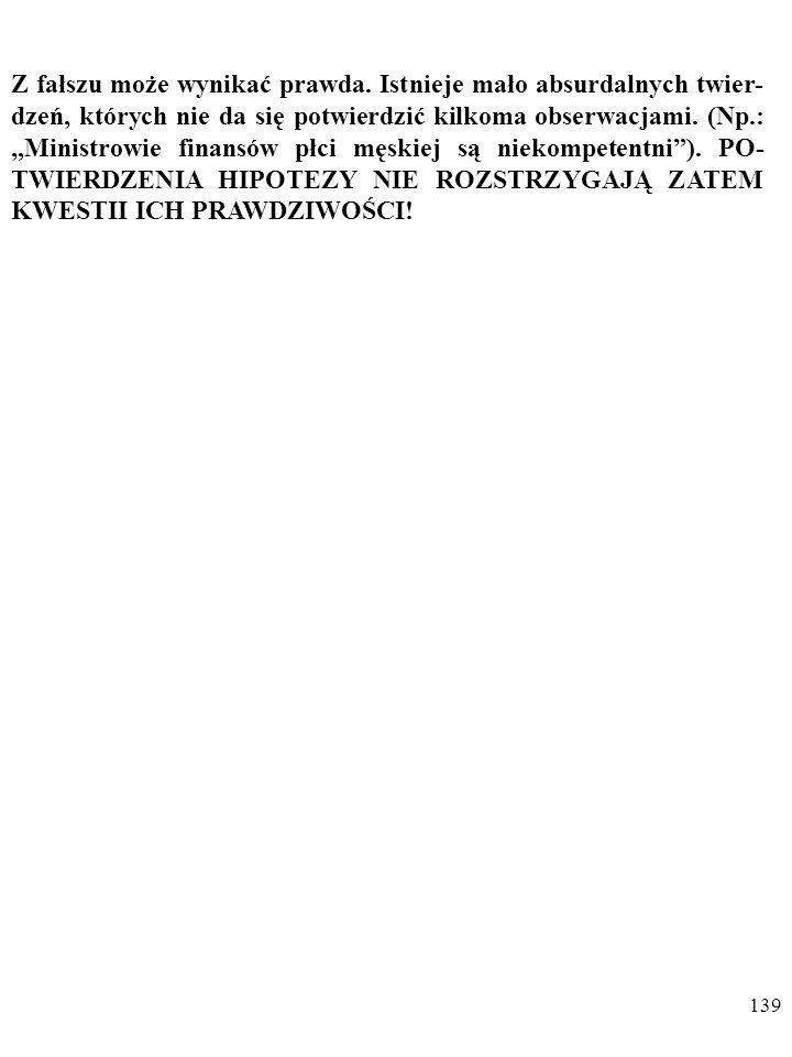 138 OTO ZAŚ UZASADNIENIE DRUGIEGO POSTULATU POPPE- RA...