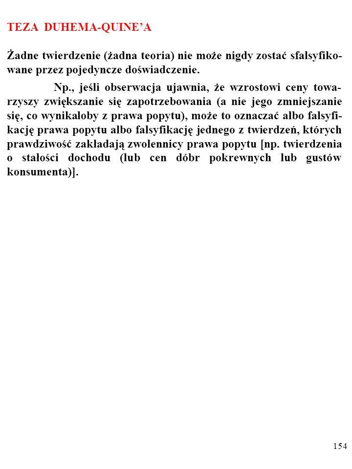 """153 Falsyfikacjonizm NAIWNY i WYRAFINOWANY """"Późny Popper nie jest """"FALSYFIKACJONISTĄ NAIWNYM , lecz """"FALSYFIKACJONISTĄ WYRAFINOWANYM ."""