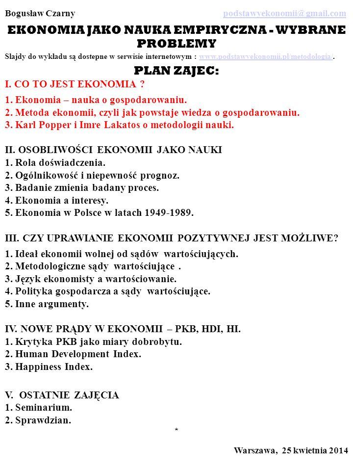 """202 Nie oznacza to, że brakuje głosów krytycznych wo- bec """"ujęcia Poppera-Lakatosa ."""