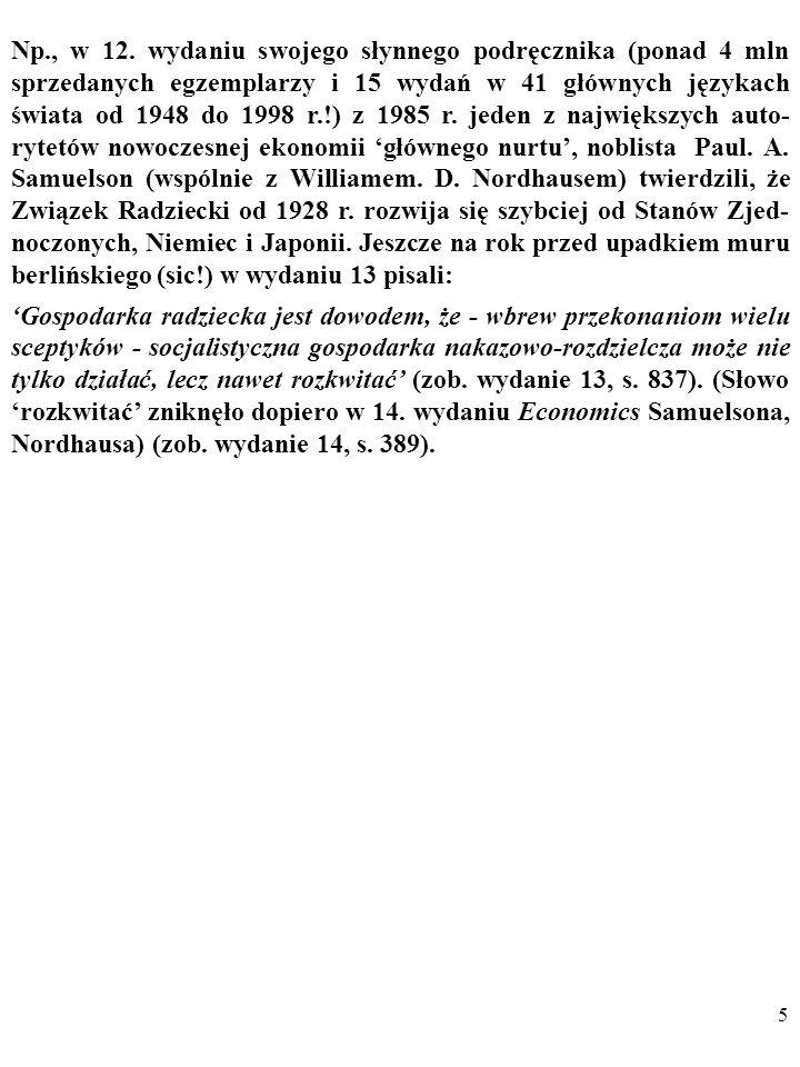 145 A przecież, zgodnie z 2.postulatem Poppera, mimo zaobserwowa- nia np.