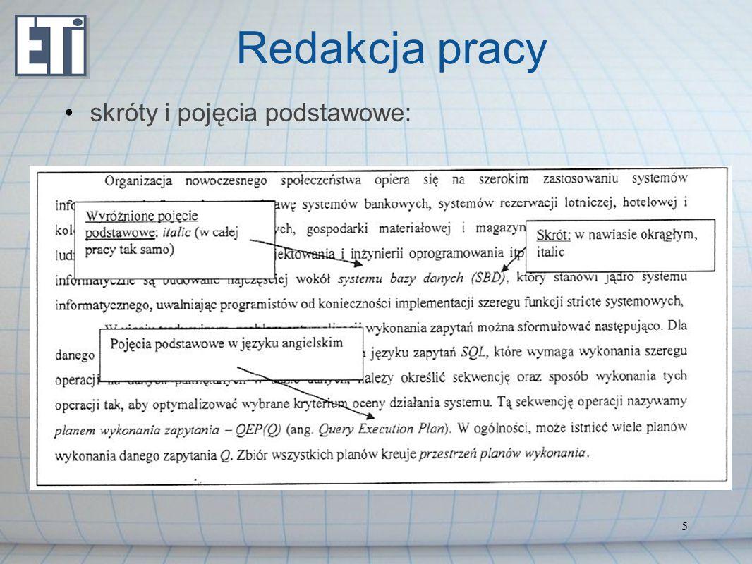 16 Bibliografia Downarowicz O., Sikorski M., Stachowski W., Krause J.