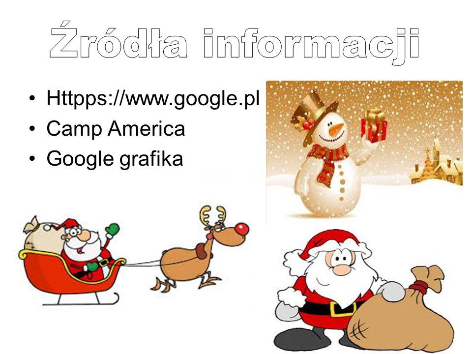 Httpps://www.google.pl Camp America Google grafika