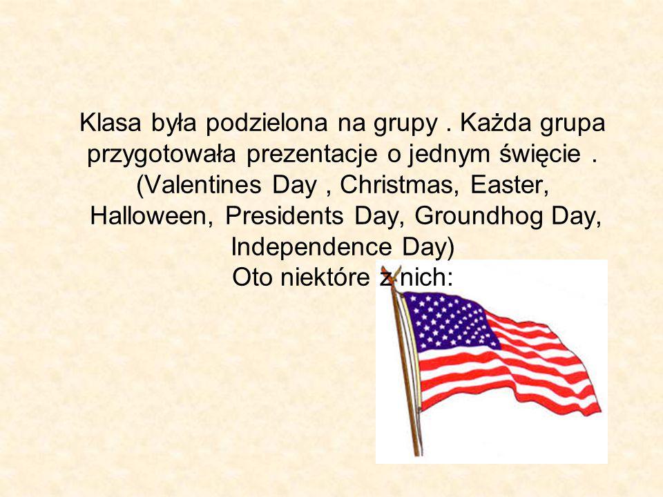 Święto Prezydentów Presidents' Day