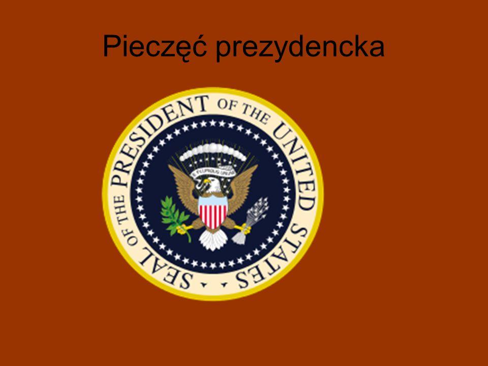 Pieczęć prezydencka