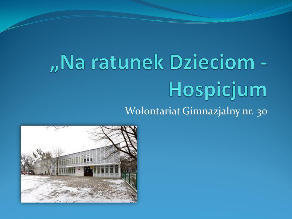 Klinika Transplantacji Szpiku, Onkologii i Hematologii Dziecięcej we Wrocławiu pomogła już wielu dzieciom, teraz nasza kolej by jej pomóc.