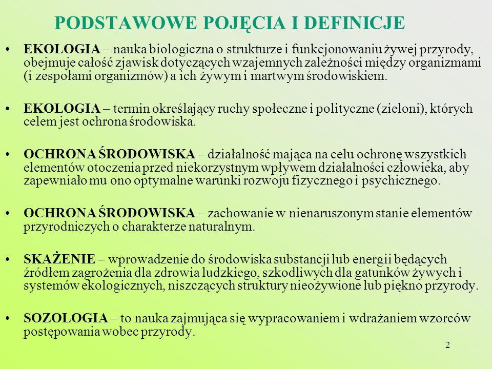 23 Ochrona przyrody Unia europejska: - dyrektywa Rady 79/409/EWG – dyrektywa ptasia, - dyrektywa Rady 92/43/EWG – dyrektywa siedliskowa, - konwencje – Rio de Janeiro 1992, Berno 1980 ratyfikowane przez Polskę, Prawo polskie: - Rozporządzenie Ministra Środowiska z dn.