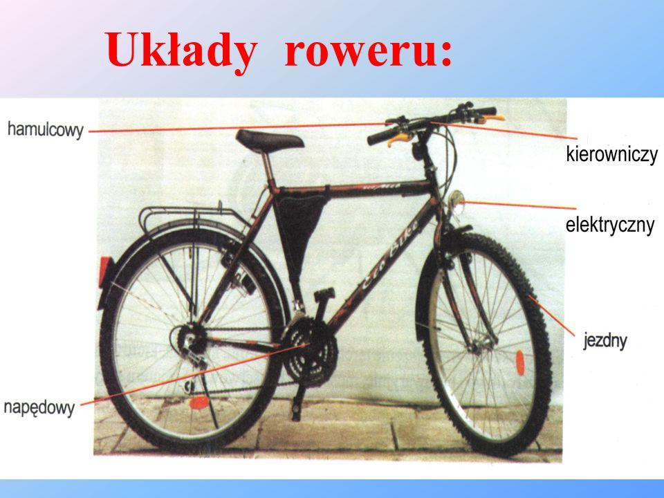 Układy roweru: