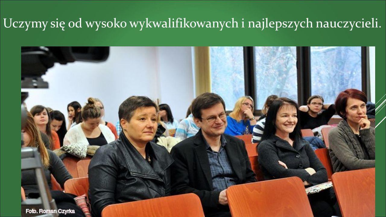 Z gościnnymi wykładami przyjeżdżają do nas również profesorowie z Niemiec.