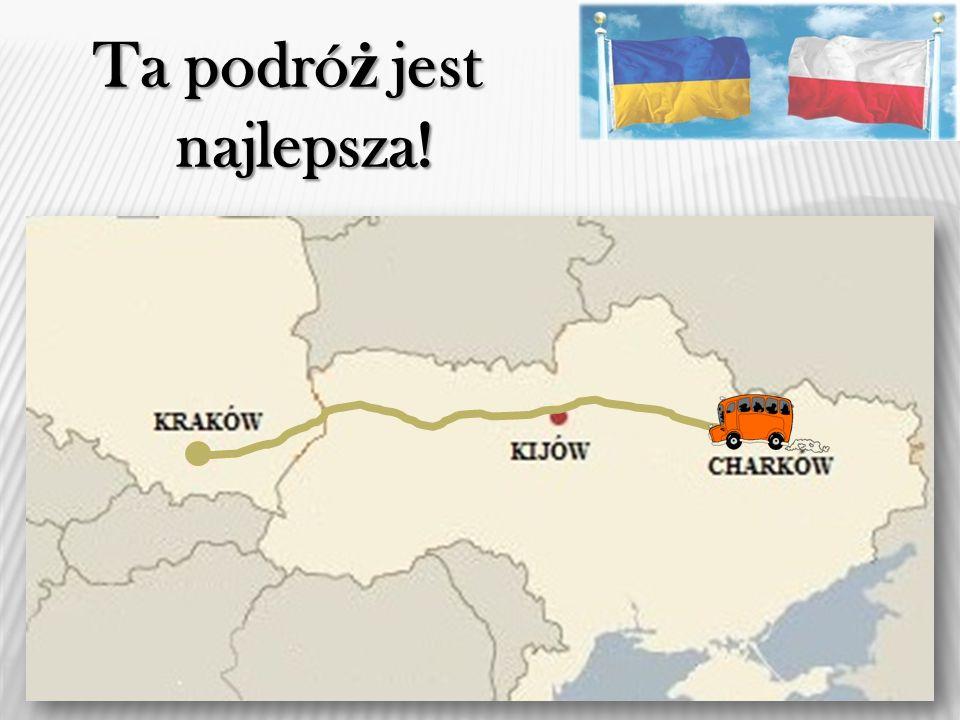 Charków i Kraków s ą podobne. Ko ś ció ł Mariacki, Kraków Sobór Zwiastowania, Charków